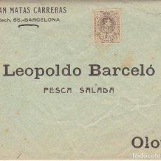 Sellos: SELLO 267. LEOPOLDO BARCELÓ. (OLOT).. Lote 79971317