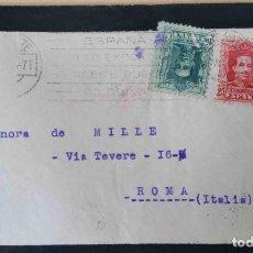 Sellos: SOBRE ALFONSO XIII 25CS 15CS. ALICANTE. 31MAR29. Lote 84494076