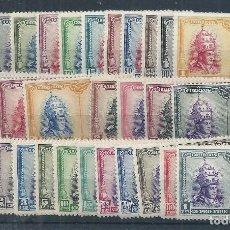 Sellos: R15/ ESPAÑA 402/33 **, SERIE COMPLETA , (SIN CHARNELA) 1928, PRO CATACUMBAS, LUJO. Lote 84508580