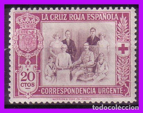 1926 PRO CRUZ ROJA ESPAÑOLA, EDIFIL Nº 338 * (Sellos - España - Alfonso XIII de 1.886 a 1.931 - Nuevos)