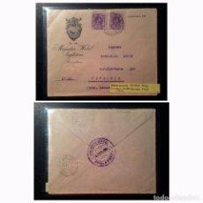Sellos: ESPAÑA.CARTA CIRCULACIÓN,AÑO 1922.. Lote 95376735