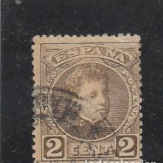 Selos: ESPAÑA 1901-05 - EDIFIL NRO. 241 - USADO. Lote 96422376