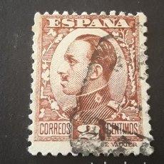 Sellos: ESPAÑA,1930,ALFONSO XIII,TIPO VAQUER,EDIFIL 490,USADO,(LOTE AR). Lote 98698815