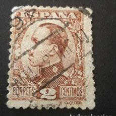 Sellos: ESPAÑA,1930,ALFONSO XIII,TIPO VAQUER,EDIFIL 490,USADO,(LOTE AR). Lote 98698943