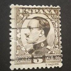 Sellos: ESPAÑA,1930,ALFONSO XIII,TIPO VAQUER,EDIFIL 491,USADO,(LOTE AR). Lote 98699331