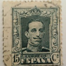 Sellos: SELLO 15 CTS. 1922 ALFONSO XIII.. Lote 101368099