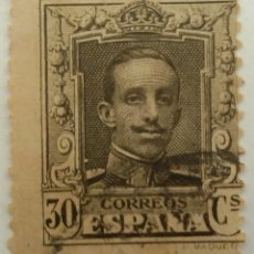 Sellos: SELLO 30 CTS. 1922 ALFONSO XIII.. Lote 101368199