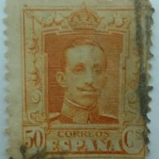 Sellos: SELLO 50 CTS. 1922 ALFONSO XIII.. Lote 101368387