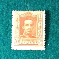 Sellos: AÑO 1922-1930. ALFONSO XIII. TIPO VAQUER. Nº 320. Lote 103242791