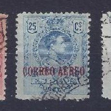 Sellos: EDIFIL 292-296 ALFONSO XIII. 1920. HAB. CORREO AÉREO (SERIE COMPLETA). VALOR CATALOGO 72 €. LUJO.. Lote 103437603