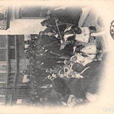 Sellos: 1901- TARJETA POSTAL FUENTERRABIA CON SELLO ED. Nº 243. MATASELLO CARTERÍA MUNICIPAL FUENTERRABÍA. . Lote 104033115