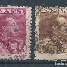 Sellos: R25.G15/ ESPAÑA EDIFIL 322/23, USADOS, CATALOGO 29,25€. Lote 104171779