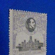 Sellos: NUEVO. EDIFIL 302. AÑO 1920. VII CONGRESO DE LA U.P.U.. Lote 110378583