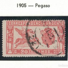 Sellos: ALFONSO XIII 1905 20 CÉNTIMOS. S038. Lote 113348963