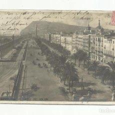 Sellos: POSTAL CIRCULADA 1904 DE BARCELONA A FIGEAC LOT FRANCIA VER FOTO. Lote 119194203