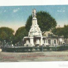 Sellos: POSTAL FUENTE CIRCULADA 1925 DE BARCELONA A BERNA SUIZA VER FOTO. Lote 119195115