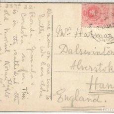 Sellos: TARJETA POSTAL CORDOBA 1922 CON MAT AMBULANTE ANDALUCIA EXPRESS. Lote 120064519