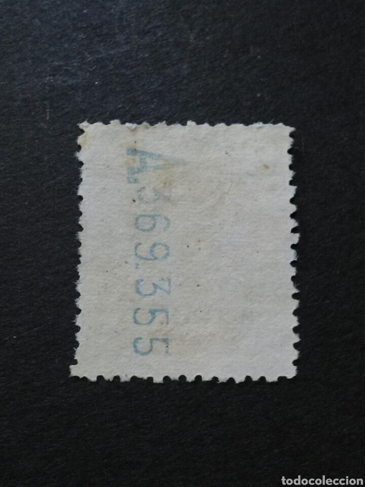 Sellos: EDIFIL 267. ALFONSO XIII. NUEVO SIN GOMA. - Foto 2 - 124210367