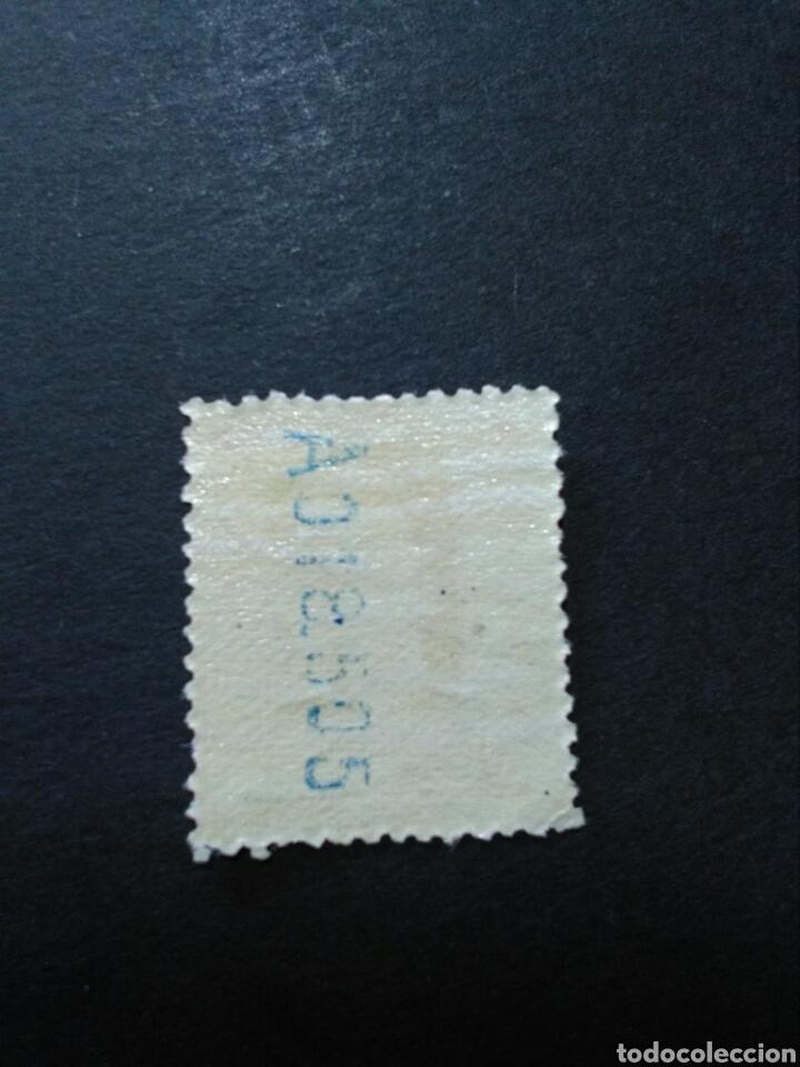 Sellos: EDIFIL 313. ALFONSO XIII. NUEVO CON GOMA. - Foto 2 - 124210919