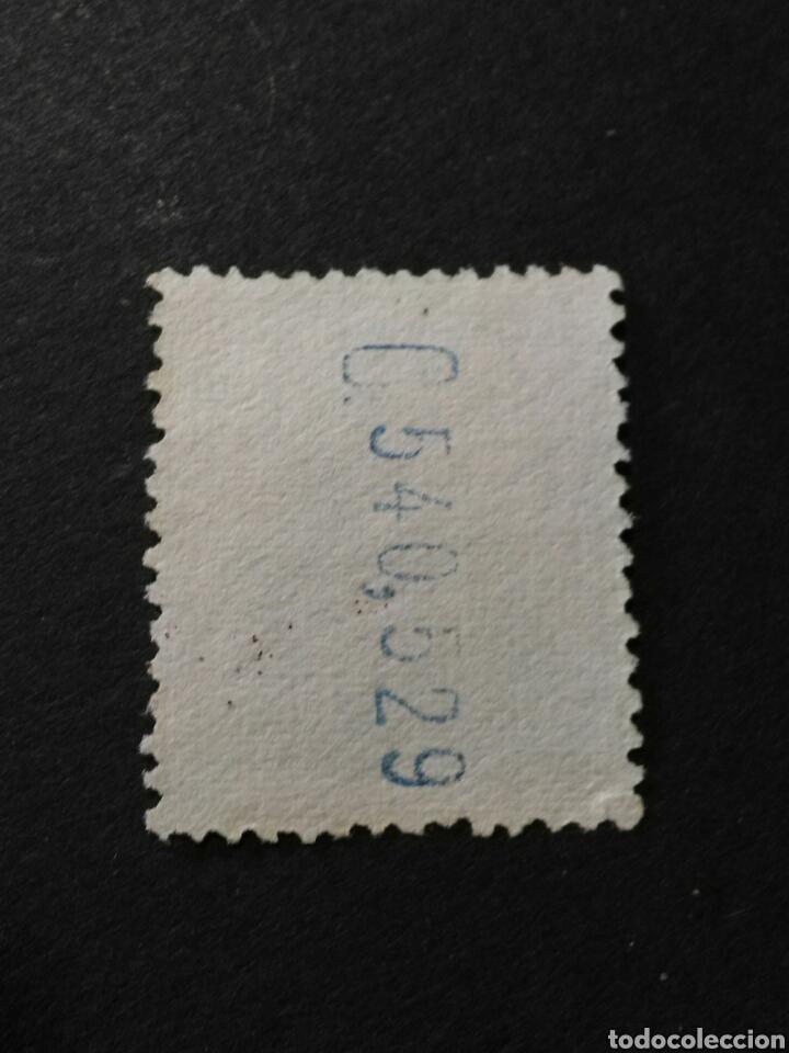 Sellos: EDIFIL 268. ALFONSO XIII. NUEVO SIN GOMA. - Foto 2 - 124212706