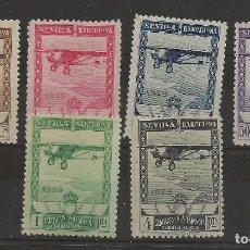 Sellos: R41/ ESPAÑA. EDIFIL 448/53, AÑO 1930, CATALOGO 230 €. Lote 127750671
