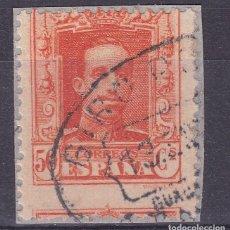 Sellos: VV2-ALFONSO XIII VAQUER 50 CTS MATASELLOS GIRO POSTAL ---- GUADALAJARA. Lote 129272535