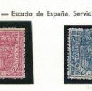 Sellos: ALFONSO XIII 1896-98 PAREJA. S034. Lote 131853554