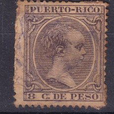 Sellos: VV14-COLONIAS PUERTO RICO EDIFIL 112. USADO. Lote 133595946