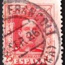 """Sellos: EDIFIL 317A, USADO. FECHADOR: """"FRANCOLÍ. SEP.26"""".. Lote 137397030"""