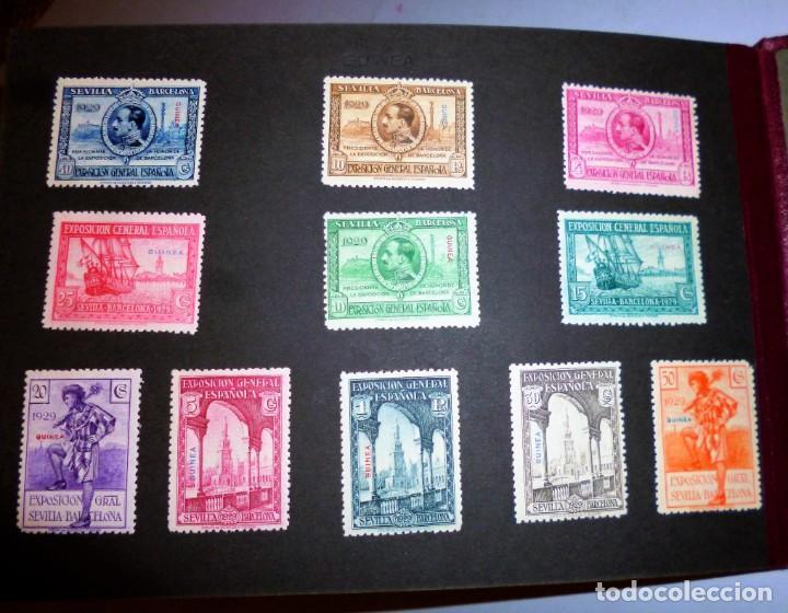 Sellos: EXPOSICIONES INTERNACIONALES DE SEVILLA Y BARCELONA. EMISIÓN DE SELLOS CONMEMORATIVOS 1929 - Foto 14 - 139132650