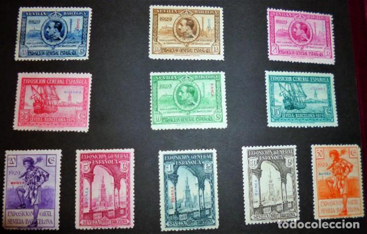 Sellos: EXPOSICIONES INTERNACIONALES DE SEVILLA Y BARCELONA. EMISIÓN DE SELLOS CONMEMORATIVOS 1929 - Foto 15 - 139132650