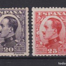 Sellos: 1930 ALFONSO XIII EDIFIL 494/5** MNH VC 24,85€. Lote 139287570
