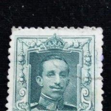 Sellos: SELLO ALFONSO XIII 10 CTS.1922. USADO. Lote 140511026