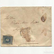 Sellos: CIRCULADA DE PALMA DE MALLORCA A INCA BALEARES . Lote 140514402