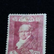 Sellos: SELLO CORREOS GOYA 5 CENTIMO, AÑO 1930.- NUEVO. Lote 140628330