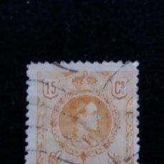Sellos: SELLO CORREOS. ALFONSO XIII, 15 CTS. AÑO 1922. USADO.. Lote 142272522