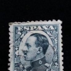 Sellos: SELLO ALFONSO XIII. 15 CTS 1901 USADO. Lote 143307890