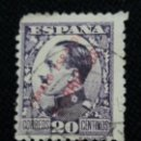 Sellos: SELLO CORREOS. ALFONSO XIII. 20 CTS. AÑO 1931. USADO. Lote 144281914