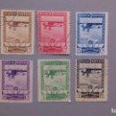 Sellos: ESPAÑA - 1929 - ALFONSO XIII - EDIFIL 448/453 - SERIE COMPLETA - VALOR CATALOGO 158€.. Lote 145729634