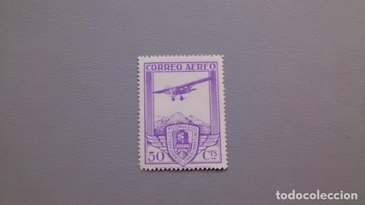ESPAÑA - 1930 - ALFONSO XIII - EDIFIL 486 - CENTRADO - XI CONGRESO INTERNACIONAL DE FERROCARRILES (Sellos - España - Alfonso XIII de 1.886 a 1.931 - Usados)