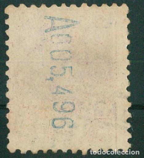 Sellos: EDIFIL 602A.ALFONSO XIII.CERTIFICADO COMEX.CATÁLOGO 3.700€ - Foto 2 - 146456610
