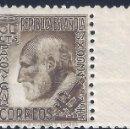 Sellos: EDIFIL 680 SANTIAGO RAMÓN Y CAJAL 1934. CENTRADO DE LUJO. VALOR CATÁLOGO: 42 €. MNH **. Lote 147015834