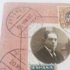 Sellos: ANTIGUO CARNET DE CORREOS UNION POSTAL UNIVERAL 1930. Lote 147027598