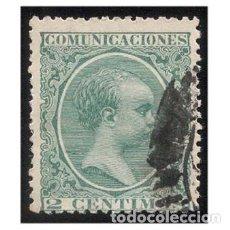 Sellos: ESPAÑA 1889-99. EDIFIL 213. ALFONSO XIII, TIPO PELÓN. USADO. Lote 147338414