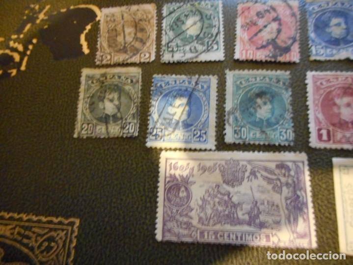 Sellos: lote sello alfonso XIII - Foto 2 - 148597314