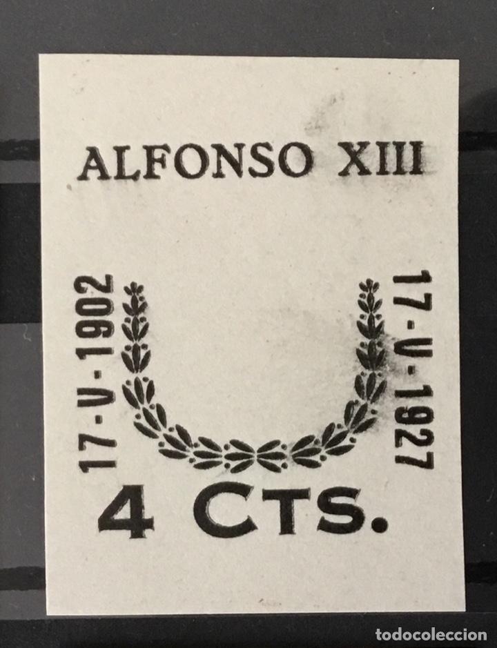Sellos: 1927-España Juego improntas sobrecargas Cruz Roja Terrestre Edifil 373/87 Galvez 2215/17 y 2221/26 - Foto 3 - 151085490