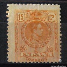 Timbres: EDIFIL 271, NUEVO, CON CH. ALFONSO XIII.. Lote 155446082