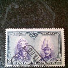 Sellos: SELLO DE ESPAÑA EDIFIL 420 USADO 1928. Lote 159421894