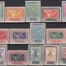 Sellos: ESPAÑA, 1930 EDIFIL Nº 517 / 530 /*/ . Lote 160418734