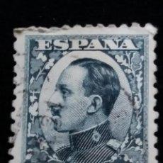 Sellos: SOLLO ESPAÑA, ALFONSO XIII , 15 CENTS, AÑO 1930. USADO. Lote 161696986